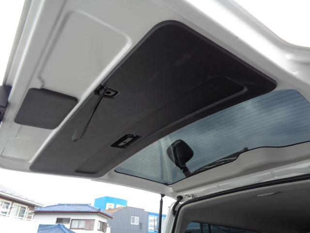 スーパーGL ダークプライム SDナビ フルセグTV Bluetooth バックカメラ ETC ドライブレコーダー Wエアバック 100V 小窓付き両側スライド スマートキー 純正LEDヘッドライト ステアリングスイッチ 1オナ(50枚目)
