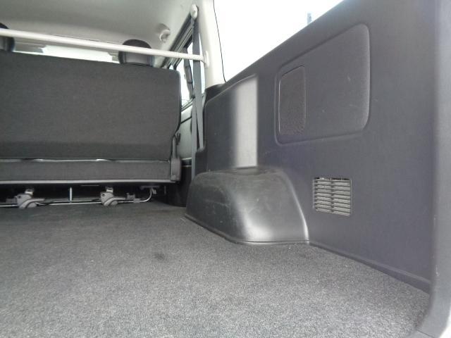 スーパーGL ダークプライム SDナビ フルセグTV Bluetooth バックカメラ ETC ドライブレコーダー Wエアバック 100V 小窓付き両側スライド スマートキー 純正LEDヘッドライト ステアリングスイッチ 1オナ(54枚目)