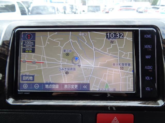 スーパーGL ダークプライムII SDナビ フルセグTV 12.1型フリップダウンモニター バックカメラ ETC AC100V Wエアバック 両側電動スライドドア 衝突軽減ブレーキ LEDライト 禁煙車 スマートキー 純正15AW(19枚目)