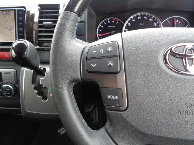 スーパーGL ダークプライムII SDナビ フルセグTV 12.1型フリップダウンモニター バックカメラ ETC AC100V Wエアバック 両側電動スライドドア 衝突軽減ブレーキ LEDライト 禁煙車 スマートキー 純正15AW(29枚目)
