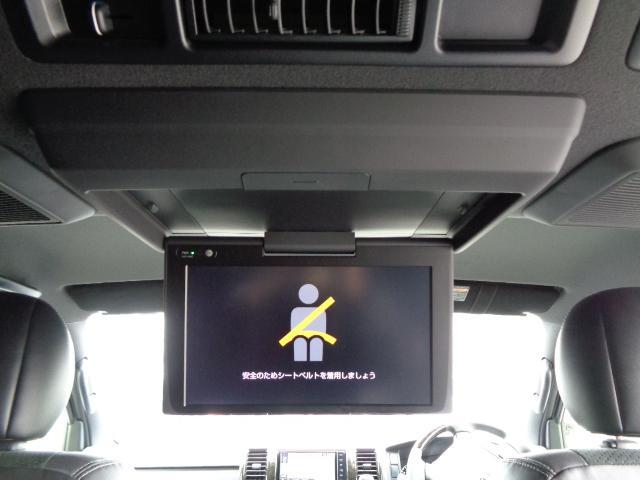 スーパーGL ダークプライムII SDナビ フルセグTV 12.1型フリップダウンモニター バックカメラ ETC AC100V Wエアバック 両側電動スライドドア 衝突軽減ブレーキ LEDライト 禁煙車 スマートキー 純正15AW(38枚目)