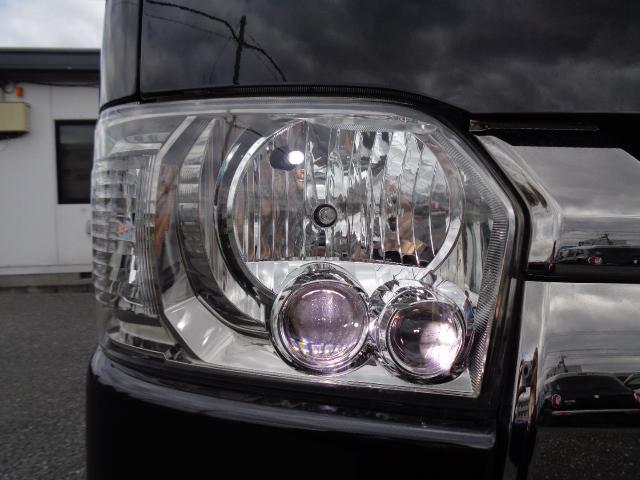 スーパーGL ダークプライムII SDナビ フルセグTV 12.1型フリップダウンモニター バックカメラ ETC AC100V Wエアバック 両側電動スライドドア 衝突軽減ブレーキ LEDライト 禁煙車 スマートキー 純正15AW(42枚目)