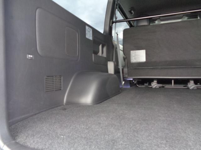スーパーGL ダークプライムII SDナビ フルセグTV 12.1型フリップダウンモニター バックカメラ ETC AC100V Wエアバック 両側電動スライドドア 衝突軽減ブレーキ LEDライト 禁煙車 スマートキー 純正15AW(59枚目)
