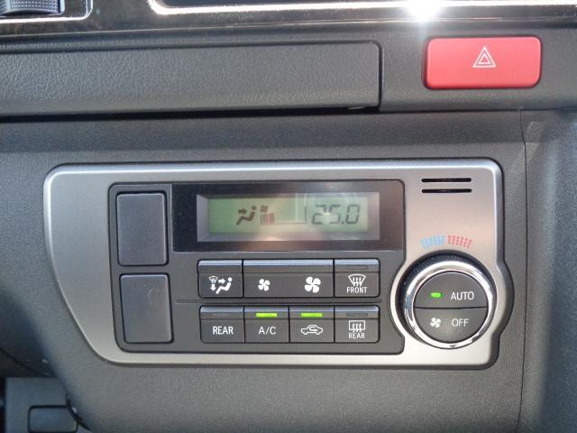 スーパーGL ダークプライム SDナビ 地デジTV バックカメラ Bluetooth ETC 純正フリップダウンモニター Wエアバック スマートキー 小窓付き両側スライド 純正LEDヘッドライト ハーフレザー 純正15AW(22枚目)