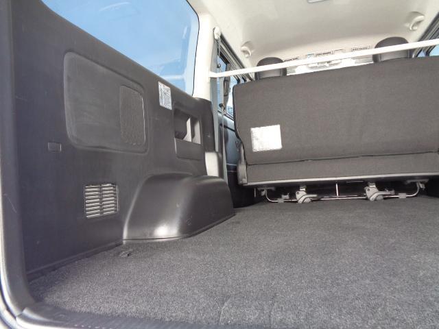 スーパーGL ダークプライム SDナビ 地デジTV バックカメラ Bluetooth ETC 純正フリップダウンモニター Wエアバック スマートキー 小窓付き両側スライド 純正LEDヘッドライト ハーフレザー 純正15AW(49枚目)
