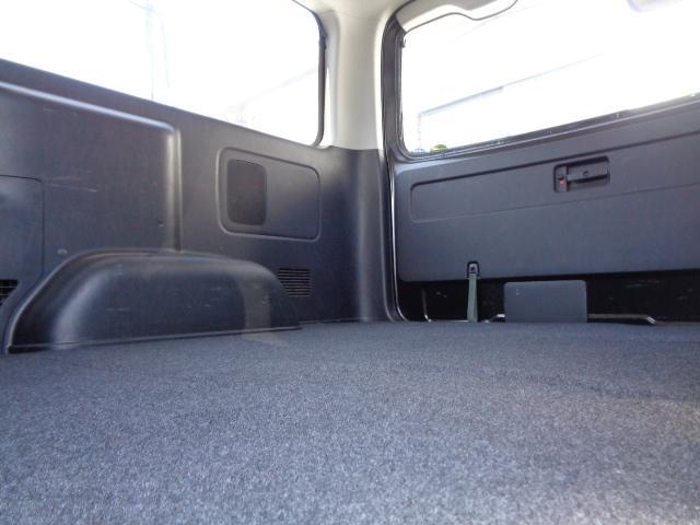 スーパーGL ダークプライム SDナビ フルセグTV Bluetooth バックカメラ ETC 両側電動スライドドア ドライブレコーダー スマートキー 純正LEDゲッドライト 純正エアロ ステアリングスイッチ ローダウン(16枚目)