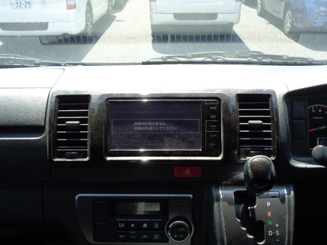 スーパーGL ダークプライム SDナビ フルセグTV Bluetooth バックカメラ ETC 両側電動スライドドア ドライブレコーダー スマートキー 純正LEDゲッドライト 純正エアロ ステアリングスイッチ ローダウン(18枚目)