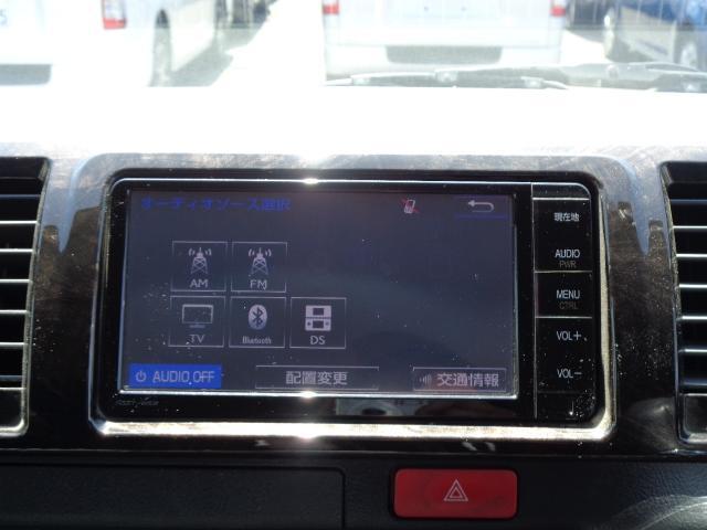スーパーGL ダークプライム SDナビ フルセグTV Bluetooth バックカメラ ETC 両側電動スライドドア ドライブレコーダー スマートキー 純正LEDゲッドライト 純正エアロ ステアリングスイッチ ローダウン(19枚目)