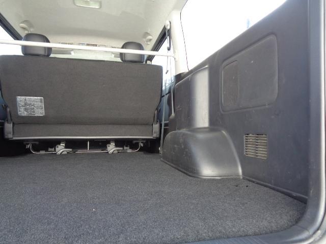 スーパーGL ダークプライム SDナビ フルセグTV Bluetooth バックカメラ ETC 両側電動スライドドア ドライブレコーダー スマートキー 純正LEDゲッドライト 純正エアロ ステアリングスイッチ ローダウン(49枚目)