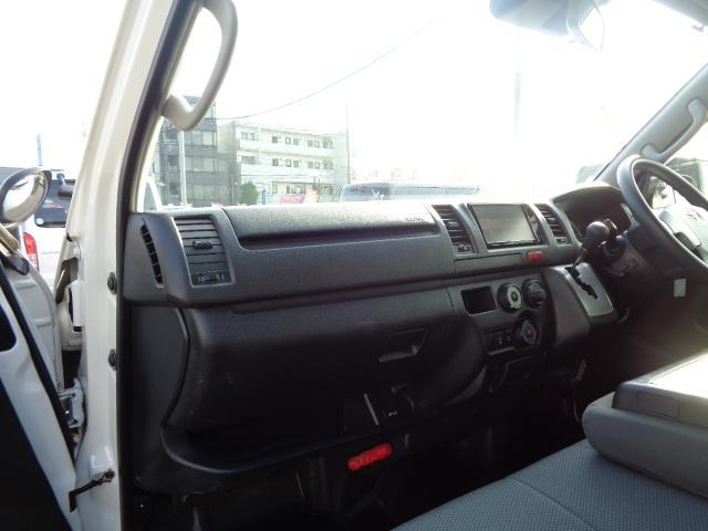 DX GLパッケージ SDナビ フルセグTV バックカメラ Bluetooth ETC 衝突軽減 Wエアコン 純正LEDヘッドライト 小窓付き両側スライド ディーゼルターボ タイミングチェーン Wエアバック AC100V(14枚目)