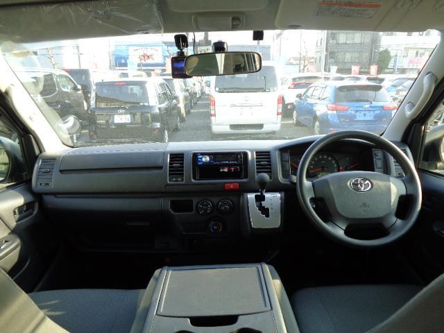 ロングDX GLパッケージ SDナビ 地デジTV Bluetooth キーレス ETC ドライブレコーダー 小窓付きスライドドア 1オーナー(9枚目)
