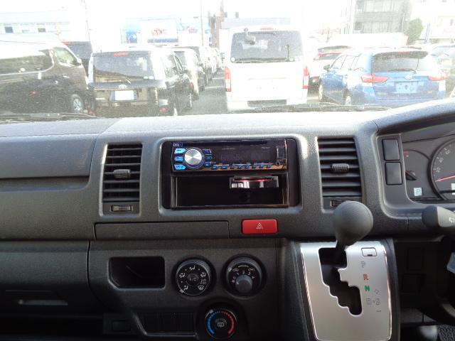 ロングDX GLパッケージ SDナビ 地デジTV Bluetooth キーレス ETC ドライブレコーダー 小窓付きスライドドア 1オーナー(16枚目)
