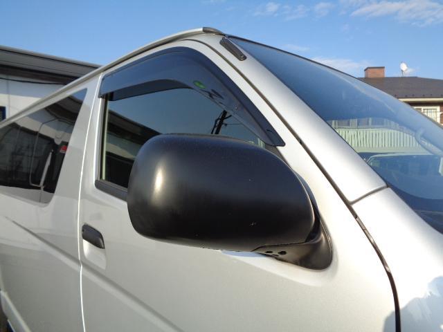 ロングDX GLパッケージ SDナビ 地デジTV Bluetooth キーレス ETC ドライブレコーダー 小窓付きスライドドア 1オーナー(26枚目)
