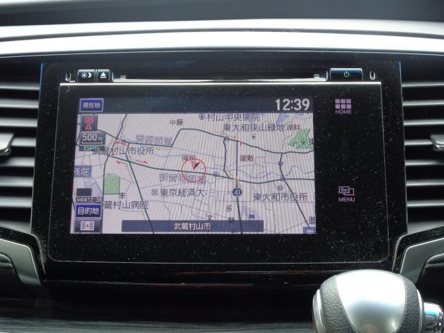 ハイブリッドアブソルート・ホンダセンシングEXパック SDナビ フルセグTV 全周囲カメラ ETC Bluetooth 両側電動スライドドア スマートキー レーダークルーズ 衝突軽減ブレーキ 1オーナー LEDライト LEDデイライト パワーシート(19枚目)