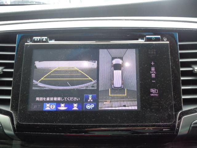 ハイブリッドアブソルート・ホンダセンシングEXパック SDナビ フルセグTV 全周囲カメラ ETC Bluetooth 両側電動スライドドア スマートキー レーダークルーズ 衝突軽減ブレーキ 1オーナー LEDライト LEDデイライト パワーシート(21枚目)