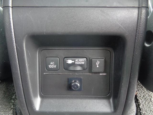ハイブリッドアブソルート・ホンダセンシングEXパック SDナビ フルセグTV 全周囲カメラ ETC Bluetooth HDMI 純正フリップダウンモニター 両側電動スライドドア レーダークルーズ AC100V パワーシート スマートキー 純正LED(36枚目)