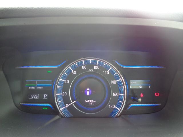 ハイブリッドアブソルート・ホンダセンシングEXパック SDナビ フルセグTV 全周囲カメラ ETC Bluetooth HDMI 純正フリップダウンモニター 両側電動スライドドア レーダークルーズ AC100V パワーシート スマートキー 純正LED(44枚目)