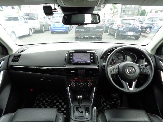XD Lパッケージ SDナビ フルセグTV バックカメラ サイドカメラ Bluetooth ETC シートヒーター 前後ドライブレコーダー 衝突軽減ブレーキ 黒革シート HIDヘッドライト クルーズコントロール RVM(9枚目)