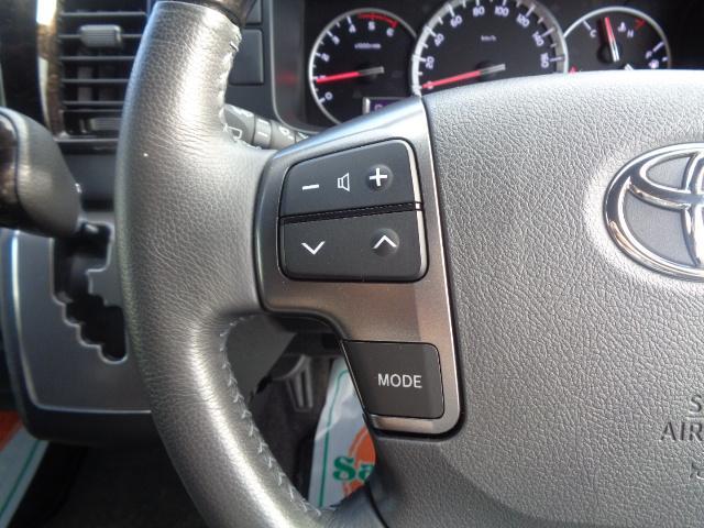 スーパーGL ダークプライムII SDナビ フルセグTV Bluetooth レーダー連動ドライブレコーダー 衝突被害軽減ブレーキ バックカメラ 助手席エアバック AC100V 小窓付き両側スライドドア 純正LEDヘッドライト ターボ(27枚目)