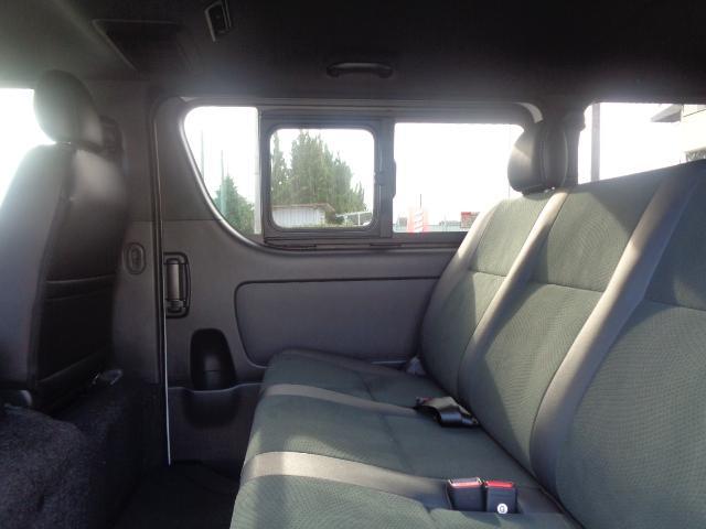 スーパーGL ダークプライムII SDナビ フルセグTV Bluetooth レーダー連動ドライブレコーダー 衝突被害軽減ブレーキ バックカメラ 助手席エアバック AC100V 小窓付き両側スライドドア 純正LEDヘッドライト ターボ(50枚目)