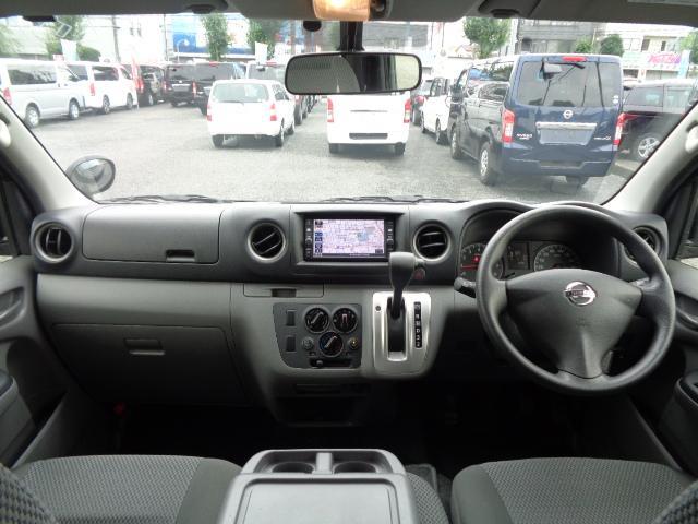 ロングDX EXパッケ-ジ SDナビ 地デジTV バックカメラ Bluetooth ETC 小窓付き両側スライド 電動格納ミラー サイドバイザー 前席パワーウィンドウ 同色バンパー(9枚目)