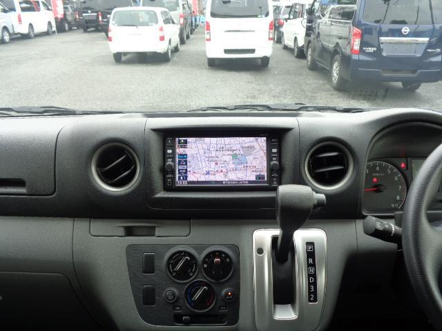 ロングDX EXパッケ-ジ SDナビ 地デジTV バックカメラ Bluetooth ETC 小窓付き両側スライド 電動格納ミラー サイドバイザー 前席パワーウィンドウ 同色バンパー(18枚目)