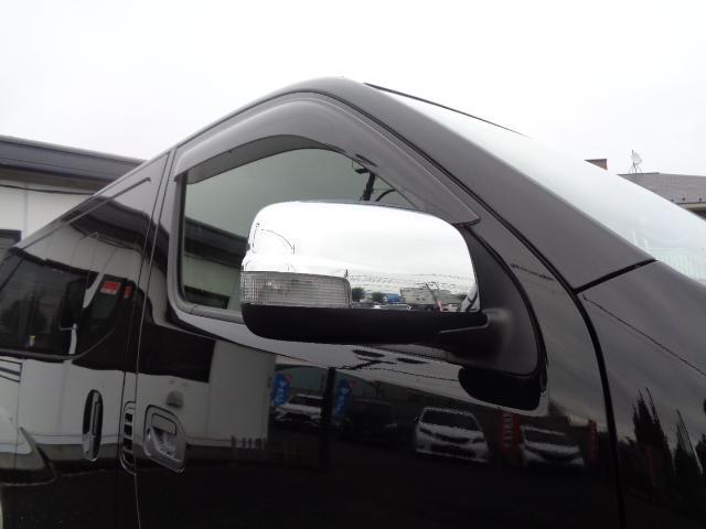ロングDX EXパッケ-ジ SDナビ 地デジTV バックカメラ Bluetooth ETC 小窓付き両側スライド 電動格納ミラー サイドバイザー 前席パワーウィンドウ 同色バンパー(29枚目)