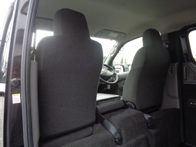 ロングDX EXパッケ-ジ SDナビ 地デジTV バックカメラ Bluetooth ETC 小窓付き両側スライド 電動格納ミラー サイドバイザー 前席パワーウィンドウ 同色バンパー(40枚目)