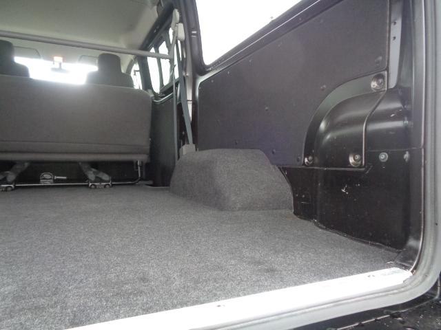 ロングDX EXパッケ-ジ SDナビ 地デジTV バックカメラ Bluetooth ETC 小窓付き両側スライド 電動格納ミラー サイドバイザー 前席パワーウィンドウ 同色バンパー(45枚目)