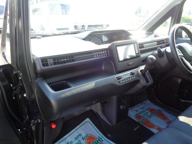 ハイブリッドFZ マイルドハイブリッド スマートキー プッシュスタート ビルトインETC ケンウッドナビ TV 運転席シートヒーター アイドリングストップ LEDヘッドライト オートライト 純正バイザー・フロアマット(14枚目)