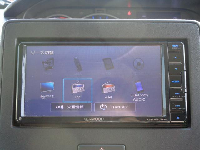 ハイブリッドFZ マイルドハイブリッド スマートキー プッシュスタート ビルトインETC ケンウッドナビ TV 運転席シートヒーター アイドリングストップ LEDヘッドライト オートライト 純正バイザー・フロアマット(20枚目)
