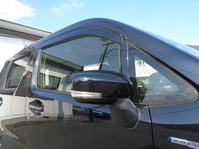 ハイブリッドFZ マイルドハイブリッド スマートキー プッシュスタート ビルトインETC ケンウッドナビ TV 運転席シートヒーター アイドリングストップ LEDヘッドライト オートライト 純正バイザー・フロアマット(32枚目)