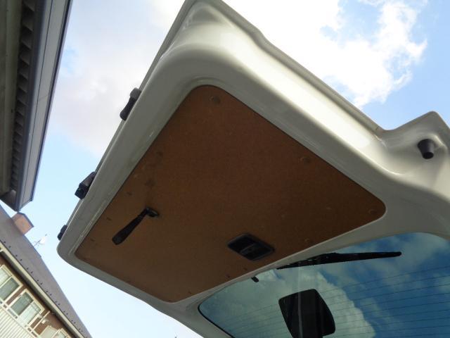 DX 純正ラジオ ETC 純正キーレス Wエアバック 両側スライドドア 同色バンパー 後期モデル 5速AT ハイルーフ シングルタイヤ 前席パワーウィンドウ 純正サイドバイザー(37枚目)