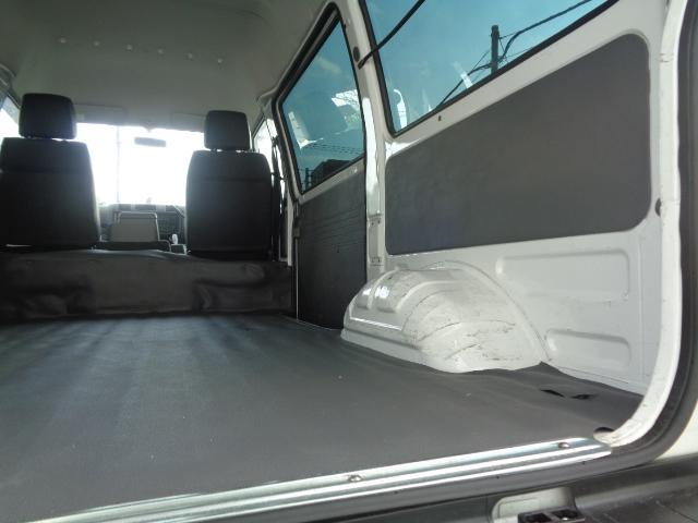 DX 純正ラジオ ETC 純正キーレス Wエアバック 両側スライドドア 同色バンパー 後期モデル 5速AT ハイルーフ シングルタイヤ 前席パワーウィンドウ 純正サイドバイザー(40枚目)