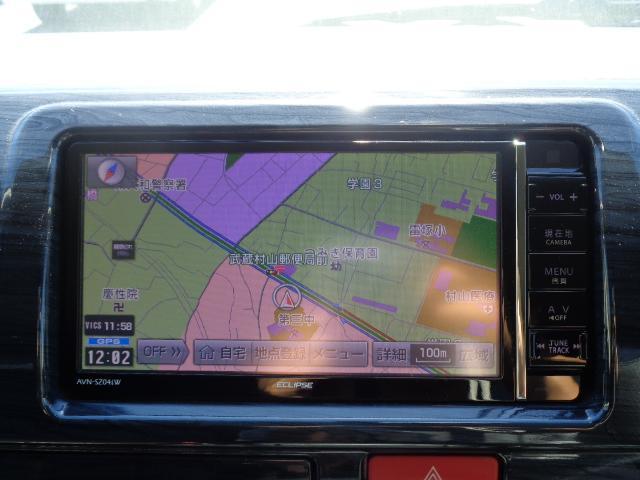 ロングスーパーGL ナビ/フルセグ/バックカメラ/Bluetooth/ETC/100V/シートカバー/両側電動スライド/後席モニター/LEDヘッドライト/社外フロントバンパー/シートカバー/自動防眩ミラー(19枚目)