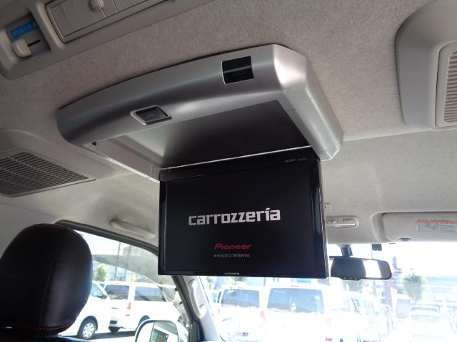 ロングスーパーGL ナビ/フルセグ/バックカメラ/Bluetooth/ETC/100V/シートカバー/両側電動スライド/後席モニター/LEDヘッドライト/社外フロントバンパー/シートカバー/自動防眩ミラー(31枚目)
