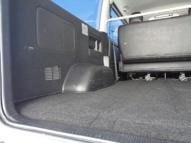ロングスーパーGL ナビ/フルセグ/バックカメラ/Bluetooth/ETC/100V/シートカバー/両側電動スライド/後席モニター/LEDヘッドライト/社外フロントバンパー/シートカバー/自動防眩ミラー(49枚目)