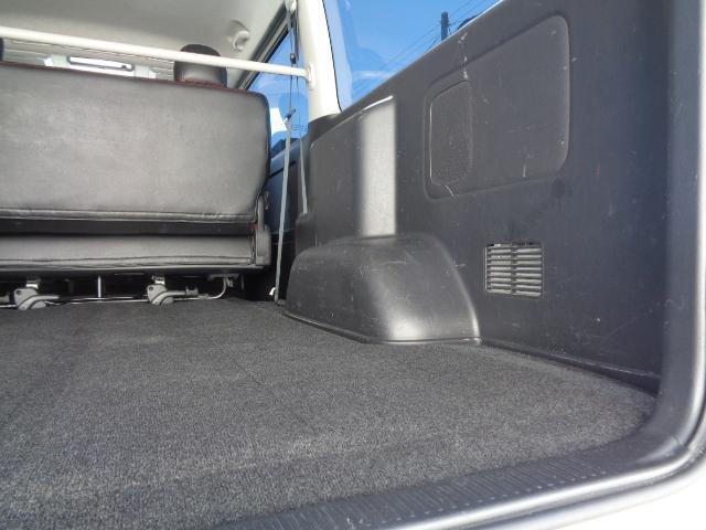 ロングスーパーGL ナビ/フルセグ/バックカメラ/Bluetooth/ETC/100V/シートカバー/両側電動スライド/後席モニター/LEDヘッドライト/社外フロントバンパー/シートカバー/自動防眩ミラー(50枚目)