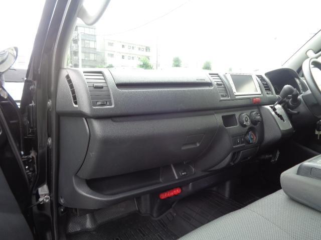 DX GLパッケージ SDナビ 地デジTV バックカメラ Bluetooth ETC AC100V リアクーラー リアヒーター 衝突被害軽減ブレーキ レーンアシスト 小窓付き両側スライド 助手席エアバック 純正LEDライト(14枚目)