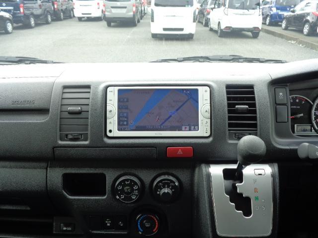 DX GLパッケージ SDナビ 地デジTV バックカメラ Bluetooth ETC AC100V リアクーラー リアヒーター 衝突被害軽減ブレーキ レーンアシスト 小窓付き両側スライド 助手席エアバック 純正LEDライト(18枚目)