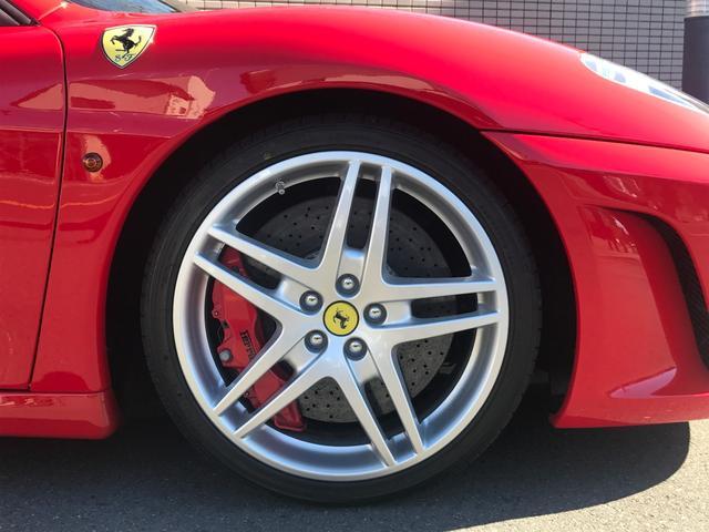 カーボンセラミックブレーキ/ホイールガリ傷ありません。タイヤは17年製ポテンザで山もバッチリ!