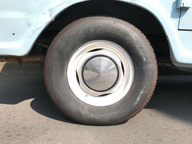 フォード フォード エコノライン 200 1969年モデル 国内新規登録