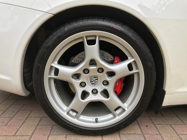 ポルシェ ポルシェ 911カレラS Tip-S SR Sクロノ 赤キャリ 記録簿