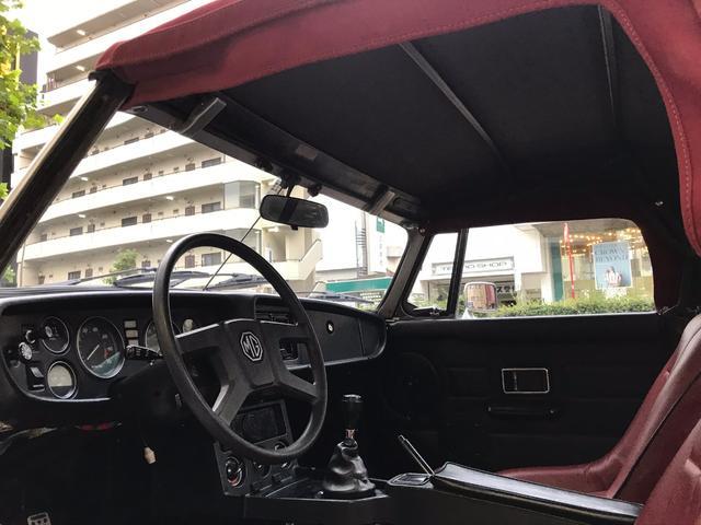 「MG」「MGB」「クーペ」「東京都」の中古車12
