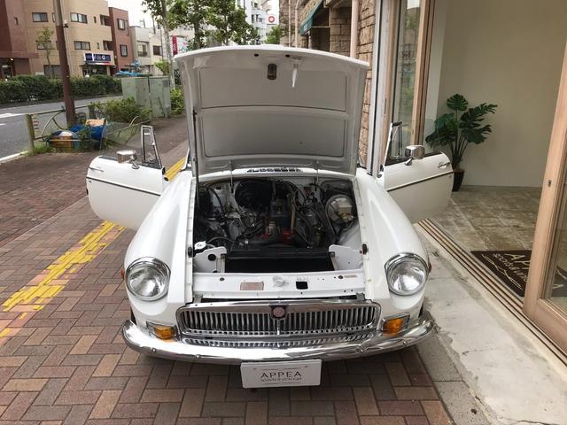 「MG」「MGB」「クーペ」「東京都」の中古車17