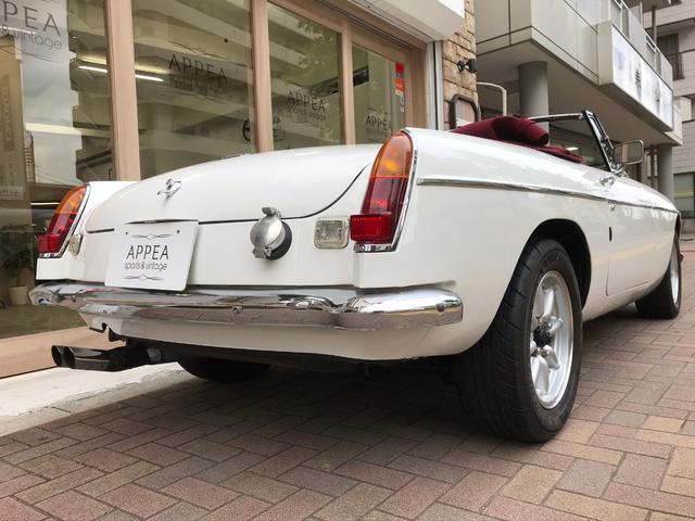 「MG」「MGB」「クーペ」「東京都」の中古車65