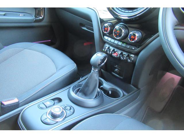 クーパーD クロスオーバー オール4 新車保証付き LEDヘッドライト ペッパーPKG ACC パワーテールゲート 純ナビBカメラ シートヒーター MINIドライブモード ブラックルーフ 4駆ディーゼル 後席USB ルーフレール(11枚目)