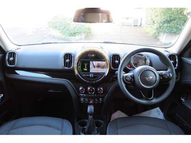 クーパーD クロスオーバー オール4 新車保証付き LEDヘッドライト ペッパーPKG ACC パワーテールゲート 純ナビBカメラ シートヒーター MINIドライブモード ブラックルーフ 4駆ディーゼル 後席USB ルーフレール(15枚目)