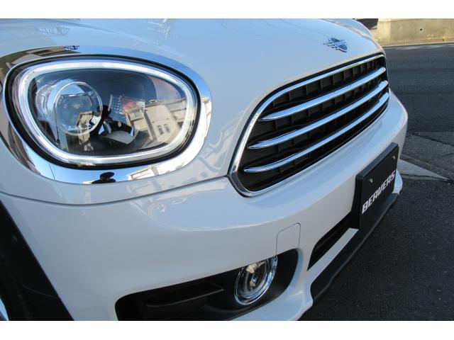クーパーD クロスオーバー オール4 新車保証付き LEDヘッドライト ペッパーPKG ACC パワーテールゲート 純ナビBカメラ シートヒーター MINIドライブモード ブラックルーフ 4駆ディーゼル 後席USB ルーフレール(41枚目)