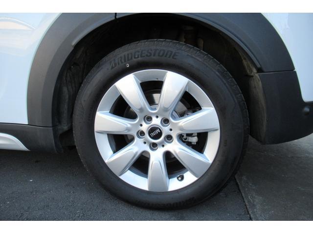 クーパーD クロスオーバー オール4 新車保証付き LEDヘッドライト ペッパーPKG ACC パワーテールゲート 純ナビBカメラ シートヒーター MINIドライブモード ブラックルーフ 4駆ディーゼル 後席USB ルーフレール(53枚目)